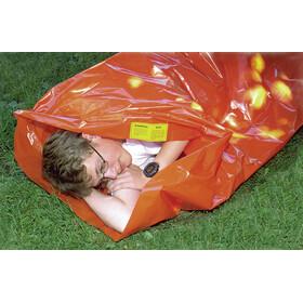 Coghlans Survival Bag grøn/orange